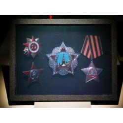 Médailles de l'ordre de victoire de l'URSS (par Vladimir) 15x20cm