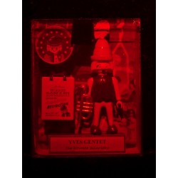 Playmobile Monochrome Rouge 10,1x12,7cm