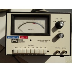 Newport laser  Power meter Modele 820
