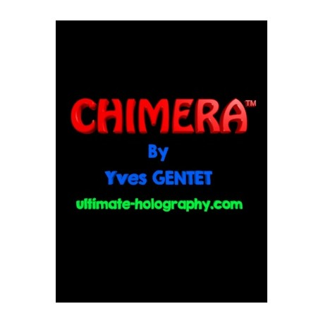 CHIMERA™ 3DHoloprint Service