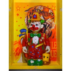 CHIMERA™ stock images Red Clown