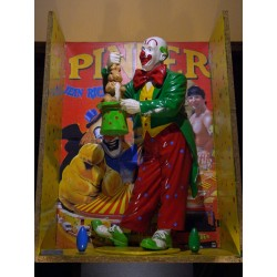 CHIMERA™ stock images Green Clown