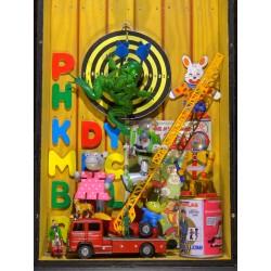 CHIMERA™ stock images Toys Box