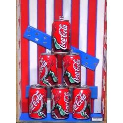 CHIMERA™ Coca Cola Cans