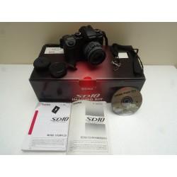 SIGMA SD10 imaging kit