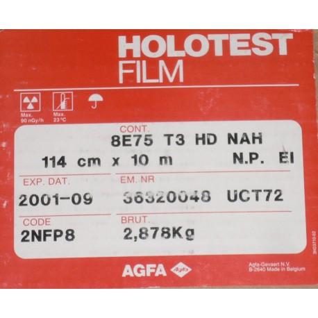 Film AGFA 8E75HD 10mx1,14m